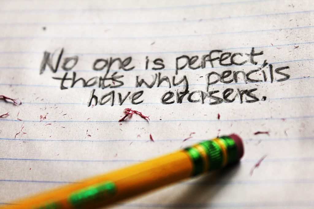 Perfectionism A Misconception